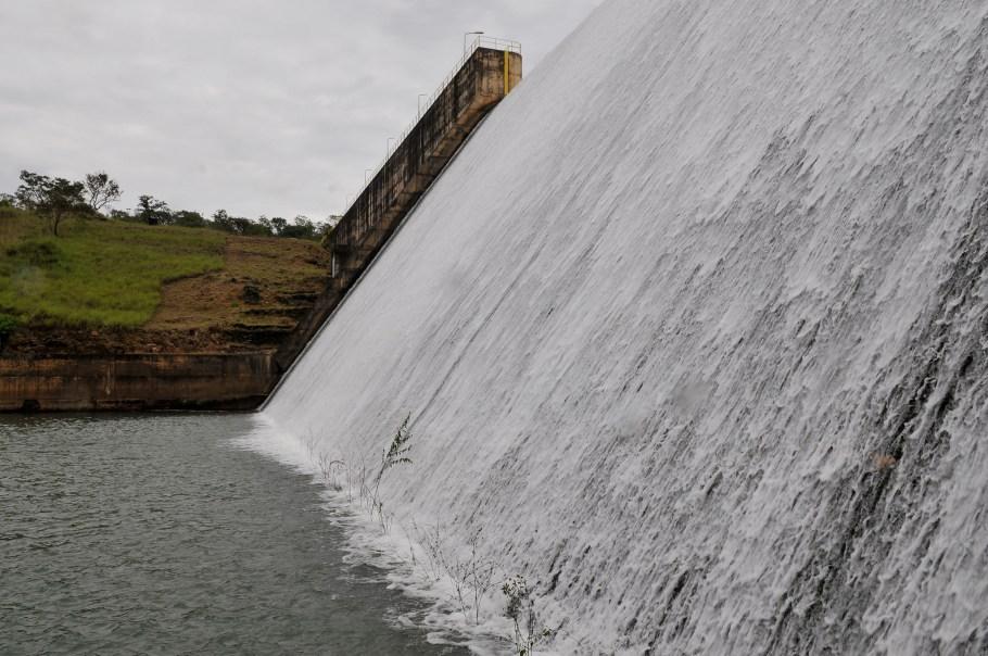 Barragem do Descoberto atinge 100%
