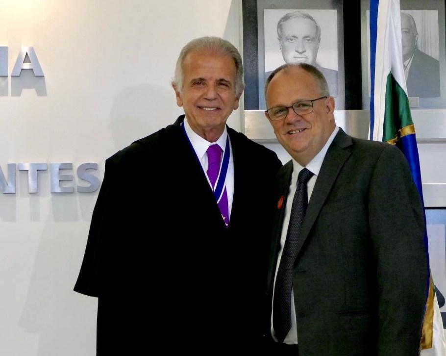 Governador de Sergipe Belivaldo Chagas