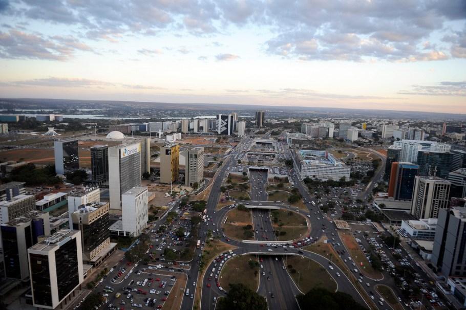 Brasília por Bento Viana