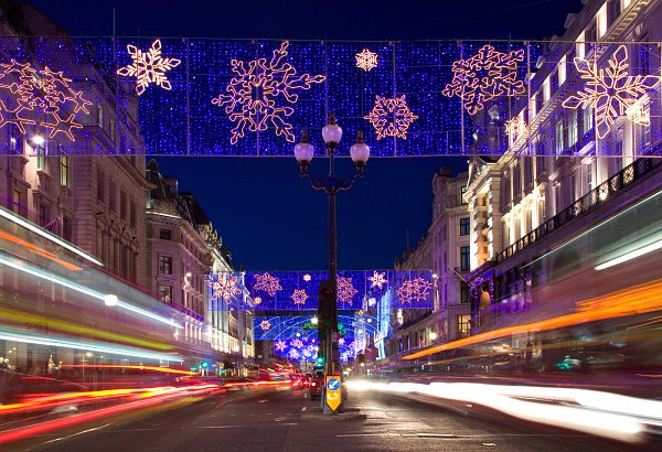 Iluminação Natal 2018