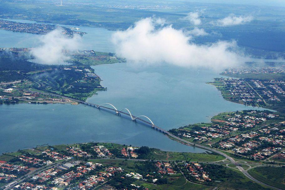 Lago Paranoá Brasília
