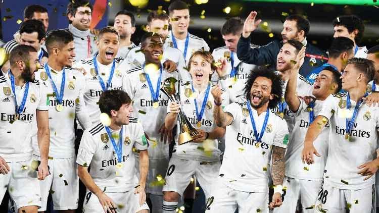 Real Madrid é hepta do Mundial de Clubes