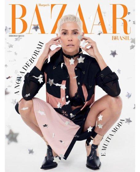 Deborah Secco Revista Bazaar BR - bernadetealves.com