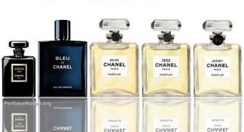 Chanel perfumes - bernadetealves.com