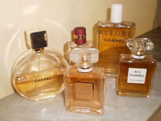 Perfumes Chanel - bernadetealves.com