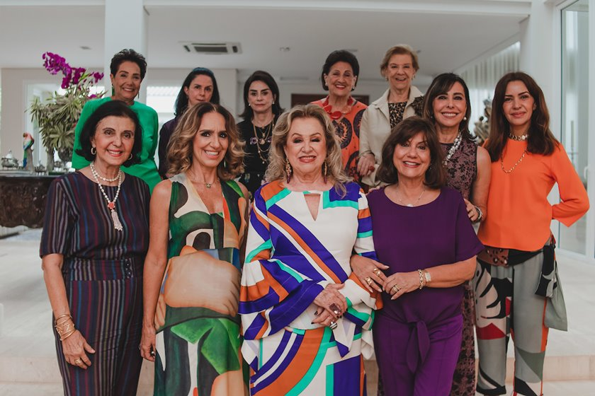 Mara Amaral é celebrada por Ana Maria Gontijo - bernadetealves.com