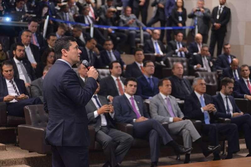 Moro apresenta projeto de Lei Anticrime - bernadetealves.com