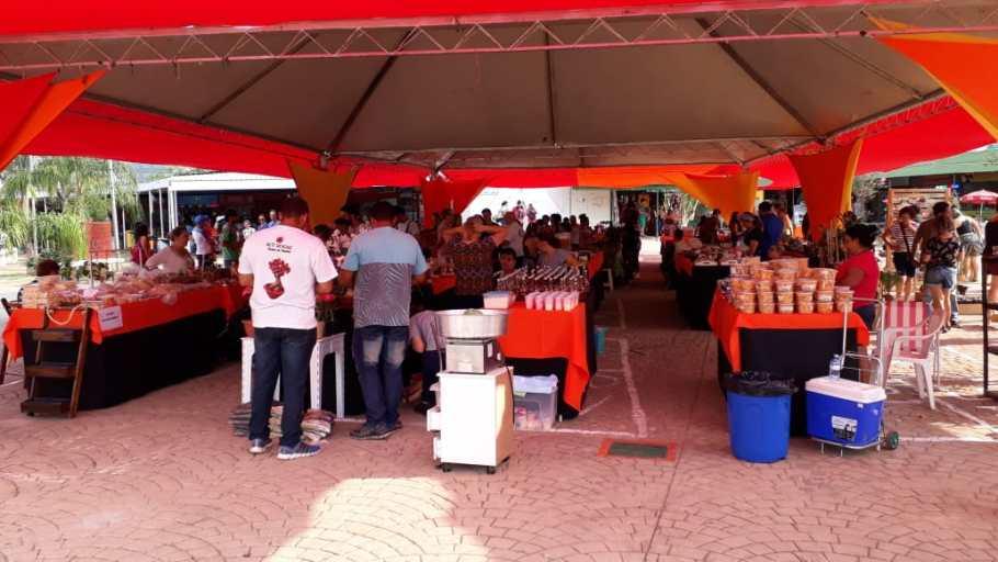 Torre de TV recebe  7ª Feira de produtos do Campo - bernadetealves.com