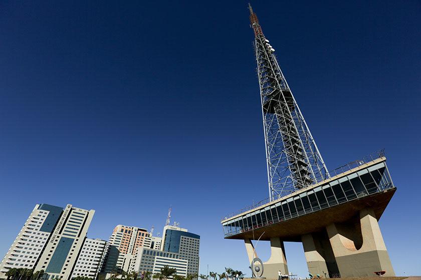 Torre de TV Brasília - bernadetealves.com