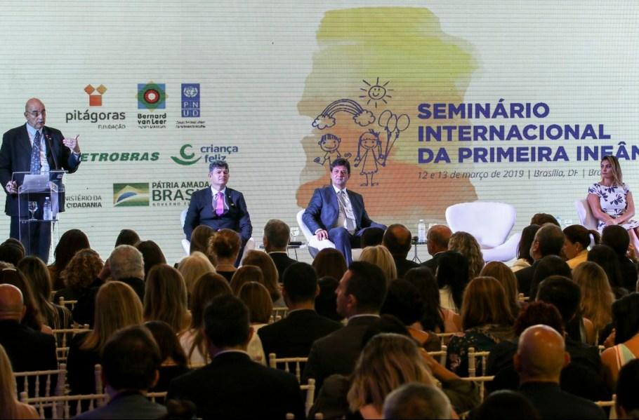 Seminário Primeira Infância em Brasília - bernadetealves.com