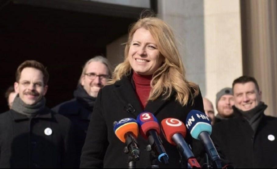 Eslováquia elege primeira presidente mulher - bernadetealves.com