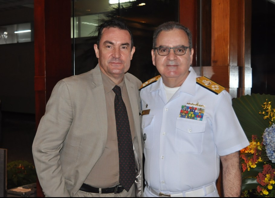 Almirantes Promovidos 2019 - Bernadete Alves
