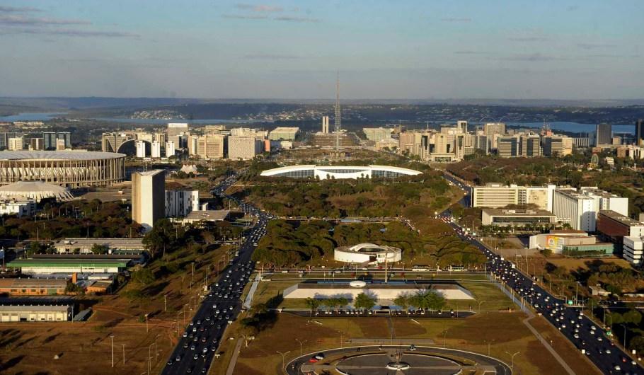 Brasília 59 anos – uma festa à altura da cidade  - Bernadete Alves