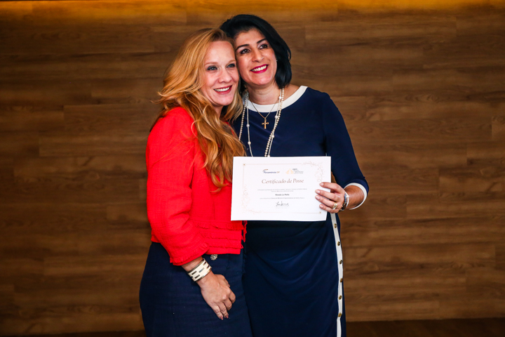 Fecomércio-DF lança Câmara da Mulher Empreendedora - Beatriz e Renata La Porta - Bernadete Alves