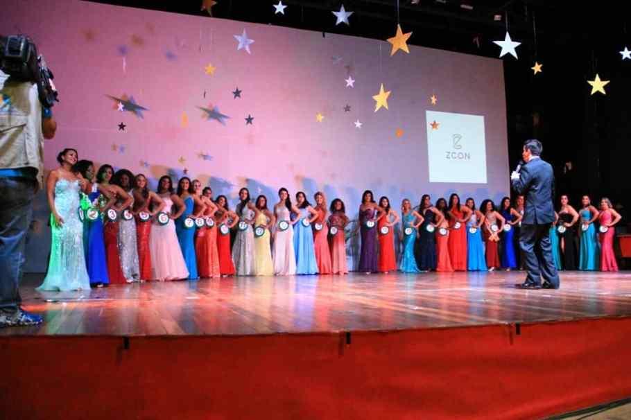 Vencedores do Miss e Mister Gari 2019 -  Bernadete Alves