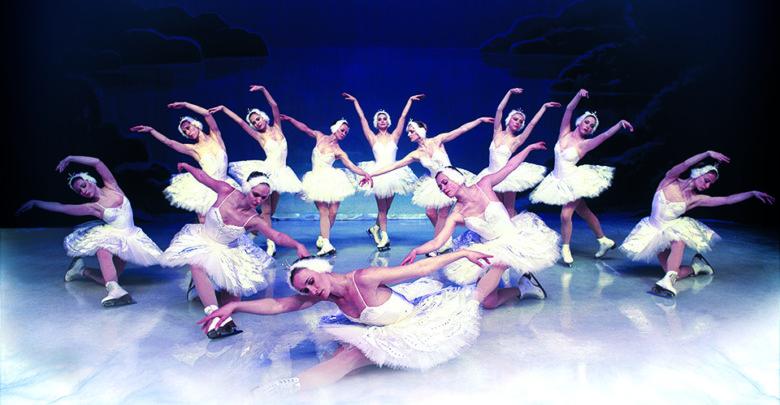 Ballet de St. Petersburg em Brasília - On Ice - Bernadete Alvesete Alves