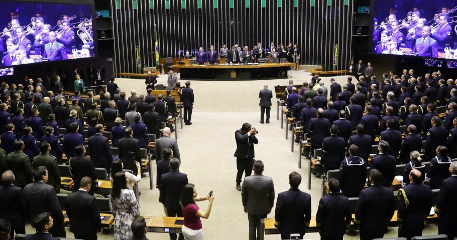 Câmara dos Deputados celebra os 154º da Batalha Naval do Riachuelo - Bernadete Alves