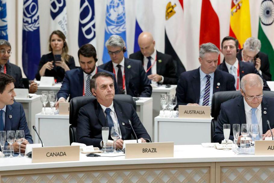 Cúpula de Líderes do G-20 - Osaka, Japão - Bernadete Alves