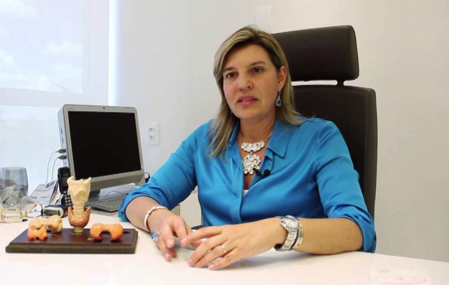 Dra. Valéria Guimarães - Endocrinologista de Brasília- Bernadete Alves