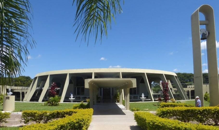 Oratório do Soldado - Brasília - Bernadete Alves