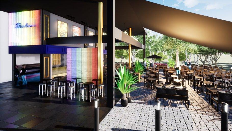 Rainbow Gastro Drinks - 105 Sul - Bernadete Alves