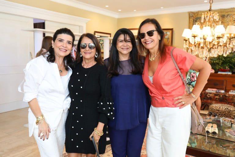 Valéria Leão Bittar recebe Ana Rocha & Apolinário - Bernadete Alves