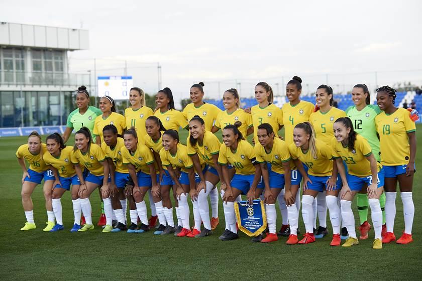 Copa do Mundo França 2019 - Brasil - Bernadete Alves