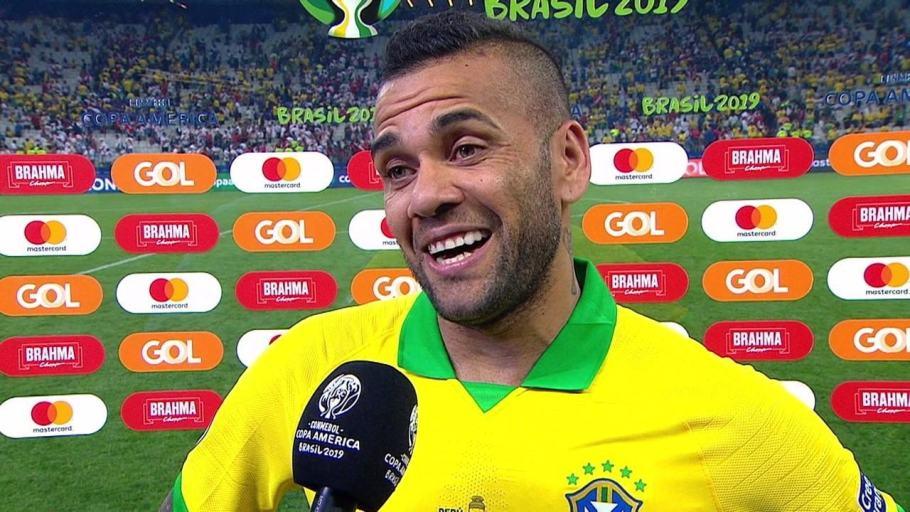 Brasil volta à final da Copa América depois de 12 anos - Bernadete Alves