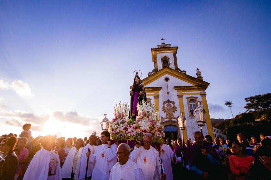 Ouro Preto/MG - Patrimônio Cultural - Bernadete Alves