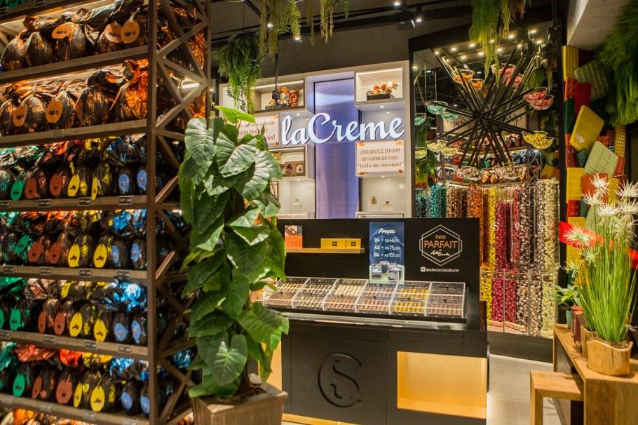 ParkShopping Brasília recebe Mega Store da Cacau Show - Bernadete Alves