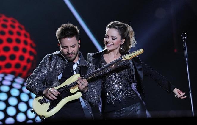 Sandy e Junior empolgam e emocionam brasilienses com superprodução - Bernadete Alves