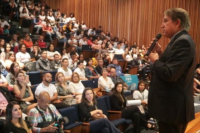 CLDF realiza Sessão Solene em homenagem ao Jovem Candango - Bernadete Alves