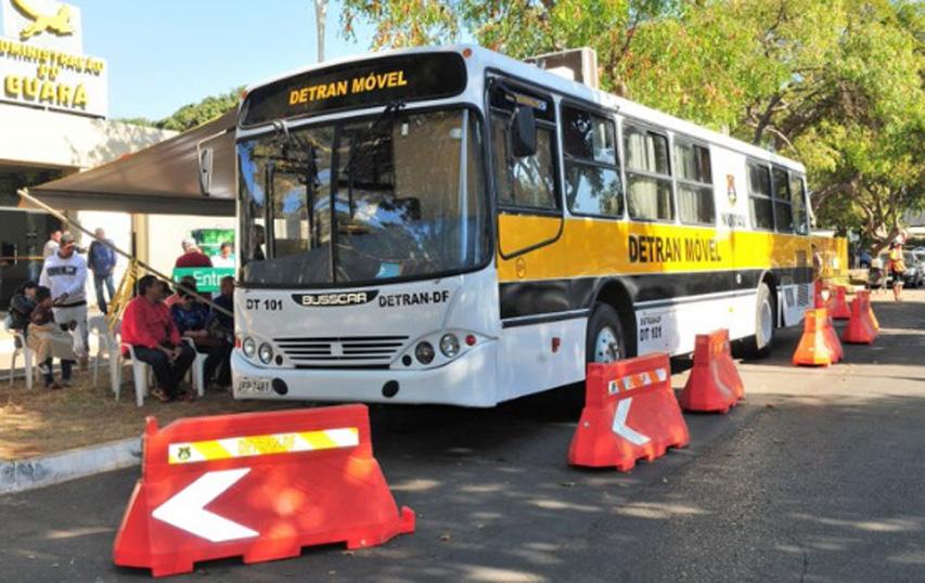 Detran começa fiscalização do Licenciamento 2019 - Bernadete Alves