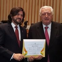 Instituto Histórico e Geográfico recebe homenagem da CLDF pelos 55 anos de fundação