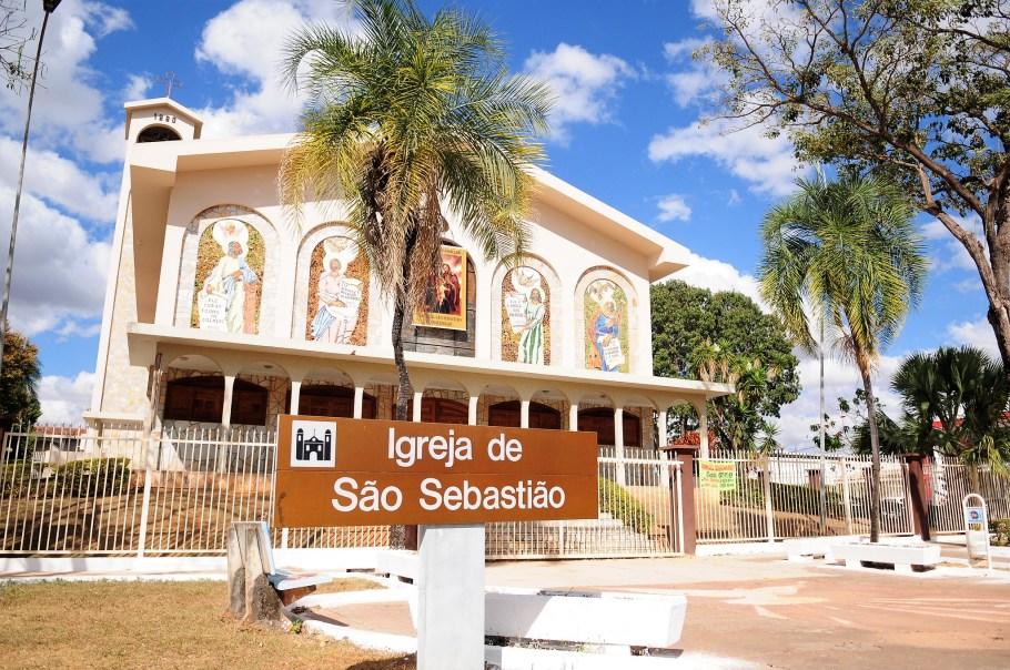 Planaltina - 160 anos de história, tradição e fé -Bernadete Alves
