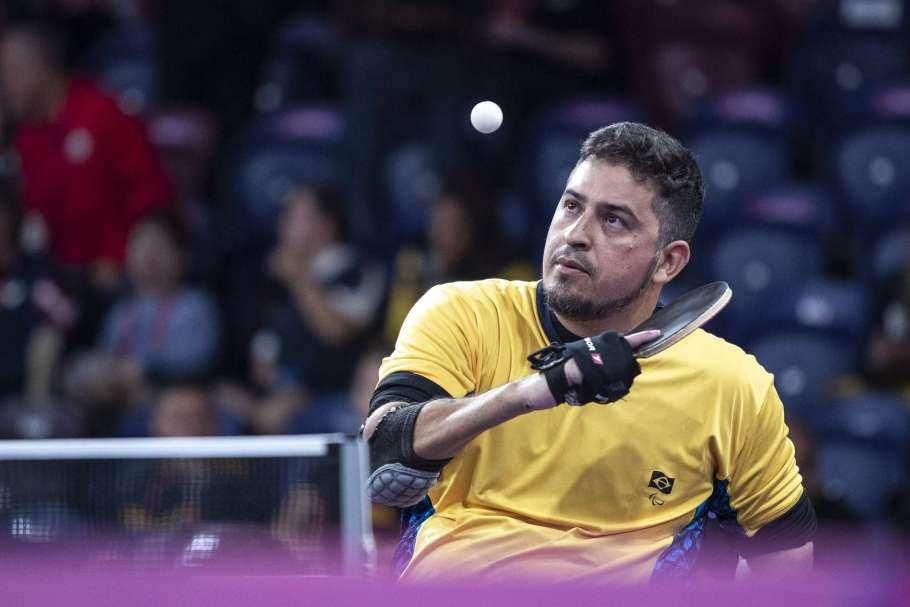 Tênis de Mesa do Brasil bate recorde no Parapan de Lima 2019 -Bernadete Alves