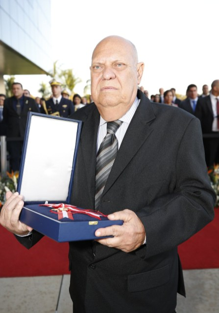 Sergio Belmonte, presidente da Pestalozzi
