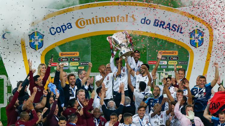 Athletico conquista taça inédita e engorda cofres com Copa do Brasil - Bernadete Alves
