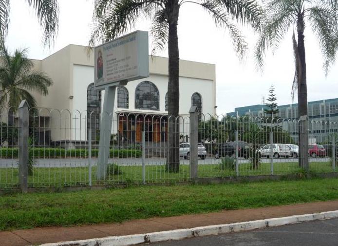Brutalidade tira a vida do padre Casemiro na 702 Norte - Asa Norte - Bernadete Alves