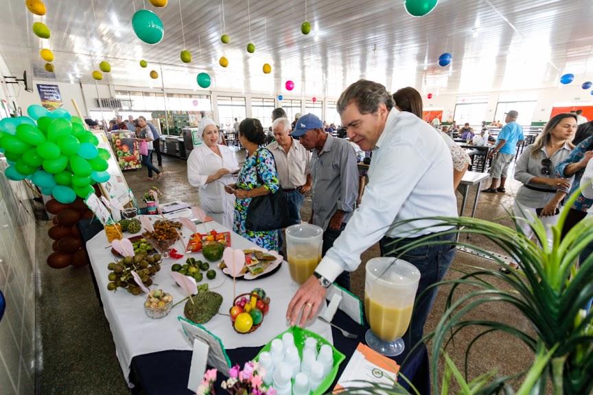 Dia do Cerrado é comemorado com almoço típico - Bernadete Alves