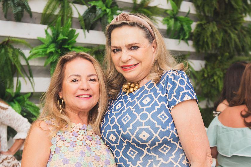Gracia Cantanhede celebra a vida com requintado almoço - Bernadete Alves