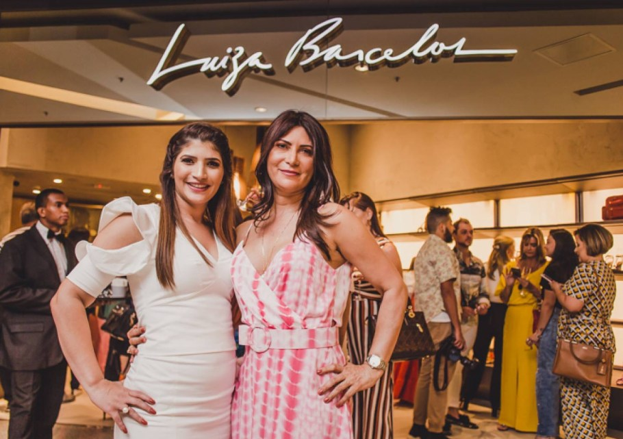 Luiza Barcelos abre loja no ParkShopping BSB - Bernadete Alves
