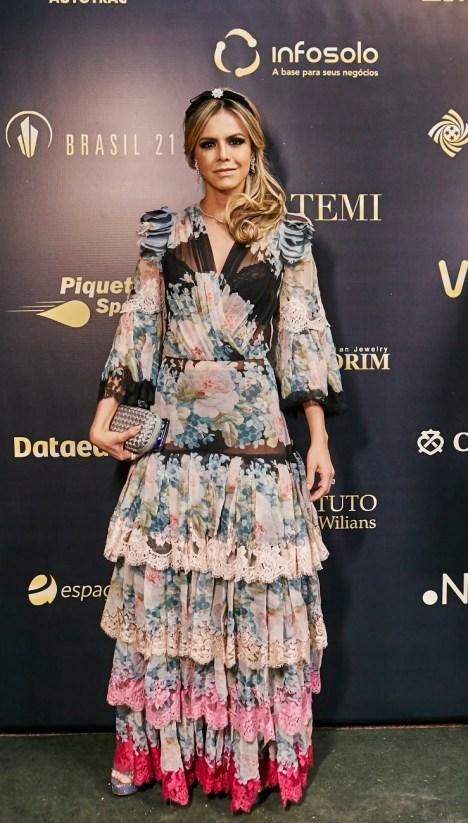 Milena Godoy de Dolce&Gabbana