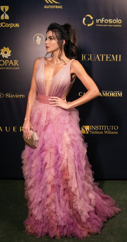 Natália Figueira de La Rosé Dresse