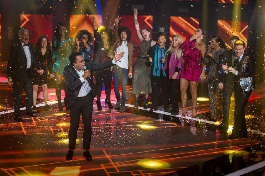 Tony Gordon é o campeão do The Voice Brasil 2019 - Bernadete Alves