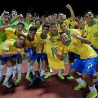 Brasil está nas semifinais do Mundial Sub-17