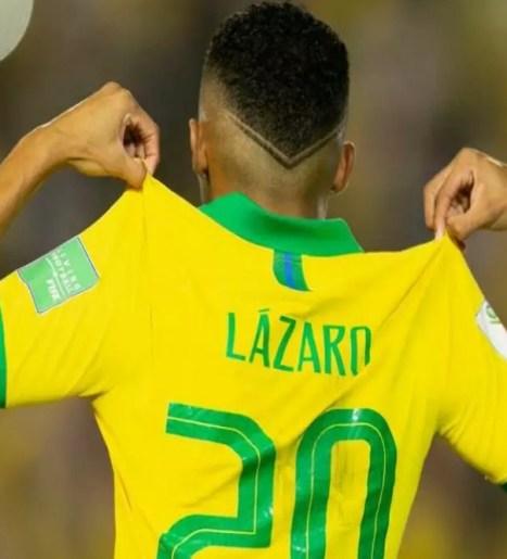 Lázaro, o nome da final