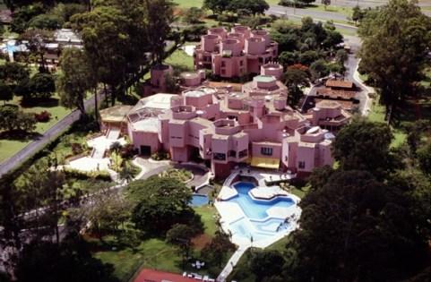 Sede da Embaixada da Espanha em Brasília