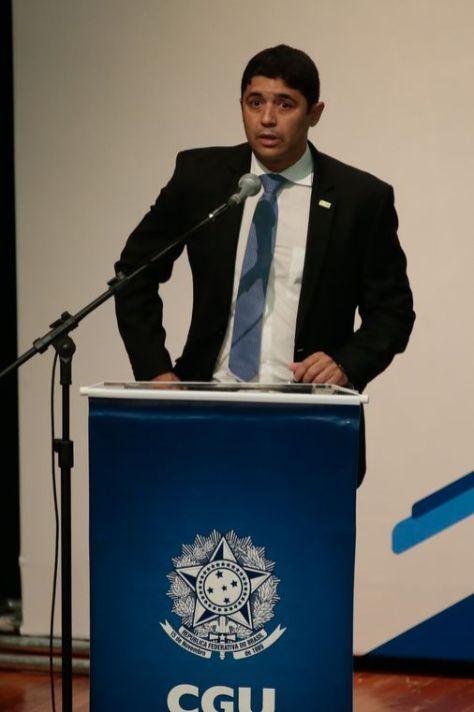 Ministro da CGU Wagner Rosário