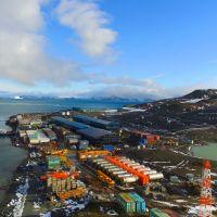 Base de Pesquisa do Brasil na Antártica é reinaugurada por Hamilton Mourão